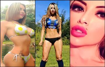 Diana Guevara: La hincha más sexy de Independiente del Valle