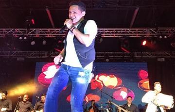 FOTOS: 20 mil colombianos festejaron en Miami el '20 de julio'