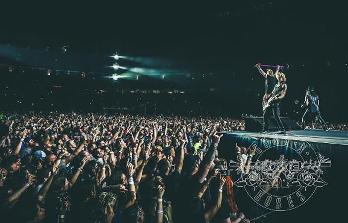 Guns N' Roses: Esto cuesta verlos en Medellín