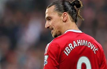 """Ibrahimovic: """"No soy el rey de Manchester United, soy el Dios"""""""
