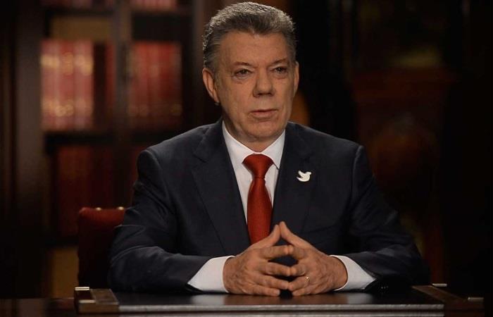 """Santos: """"El plebiscito será el voto más importante de nuestra vida"""""""