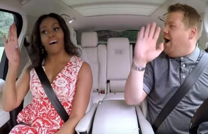 En video, Michelle Obama al ritmo de Beyoncé