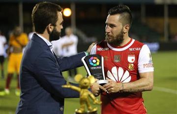 VIDEO: Los goles del choque entre Santa Fe y Sevilla