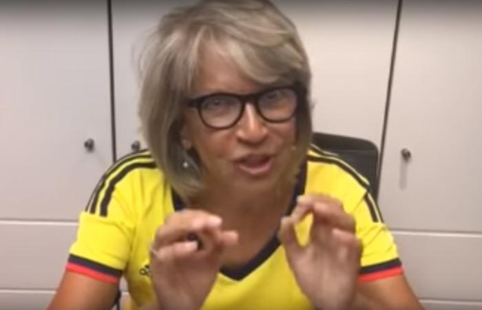 Exministra invita a Uribe a unirse al Si. Foto: Youtube