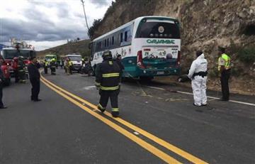 Atlético Nacional: Cuatro hinchas perdieron la vida en Ecuador
