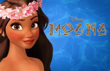 Disney llega con 'Moana' una princesa polinesa