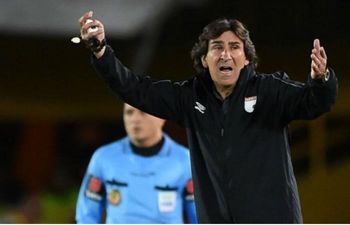 Gustavo Costas será nuevo entrenador de Santa Fe. Foto: EFE