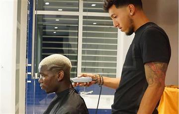Paul Pogba: Su peluquero confirmó que el francés cambiará de equipo