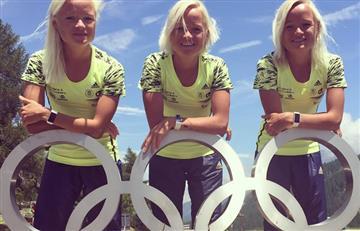 Río 2016: (Fotos) Las trillizas que competirán en los Juegos Olímpicos