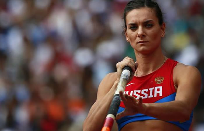 Río 2016: Isinbayeva y su insulto al mundo