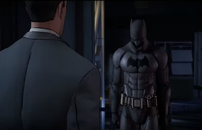 Trailer de Batman: The Telltale Series