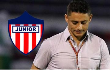 Atlético Junior: Giovanni Hernández en planes del 'Tiburón'