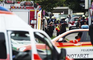 Titoreo en Múnich: Autoridades reportan muertos y heridos