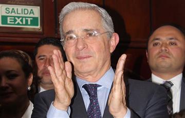"""Centro Democrático: """"Quieren llevar a la cárcel a Uribe"""""""
