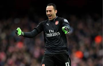 """David Ospina se quiere ir del Arsenal"": Emiliano Martínez"