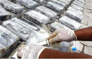 Armada colombiana incautó cocaína en aguas panameñas