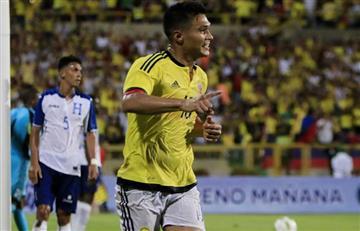 Colombia venció a Honduras
