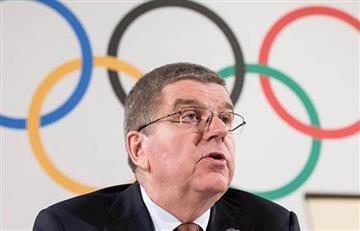 El Comité Olímpico Internacional no veta a Rusia para Río 2016
