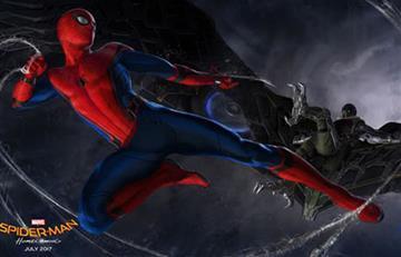 Marvel presentó el trailer de 'Spider-Man Homecoming' en la Comic Con