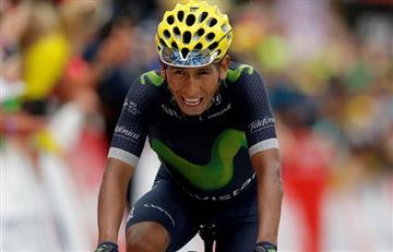 Río 2016: Nairo Quintana no irá a los Olímpicos