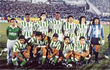 Atlético Nacional le hará homenaje a los campeones de 1989