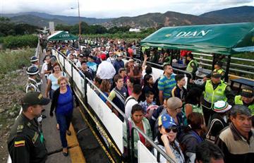Frontera colombo-venezolana será abierta en los próximos días
