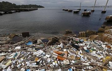 Río 2016: Las vergonzosas condiciones de las playas de Río de Janeiro