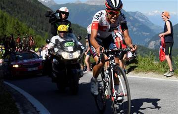 Río 2016: Jarlinson Pantano reemplazará a Nairo Quintana