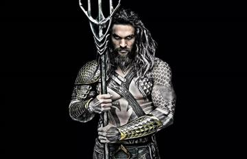 Aquaman interpretado por Jason Momoa despierta gran interés