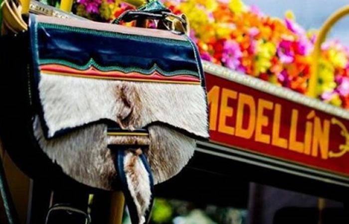 Feria de las flores. Foto: Instagram