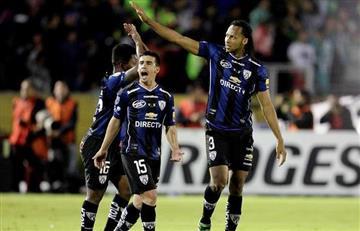Independiente del Valle llegó a Medellín con lesionados a bordo