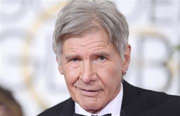 Productora admite responsabilidad en accidente de Harrison Ford