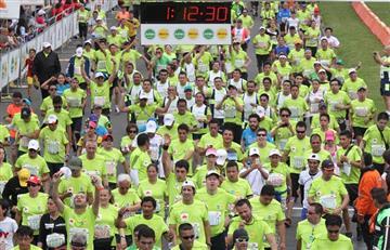 41 países inscritos para la Media Maratón de Bogotá