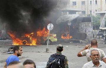 Atentado en Siria deja al menos 44 muertos