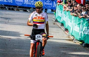 Ciclismo de montaña: ¿Cuándo compite Jhonnatan Botero en Río 2016?