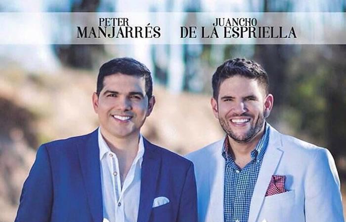 Peter Manjarrés y Juancho de la Espriella, la unión esperada