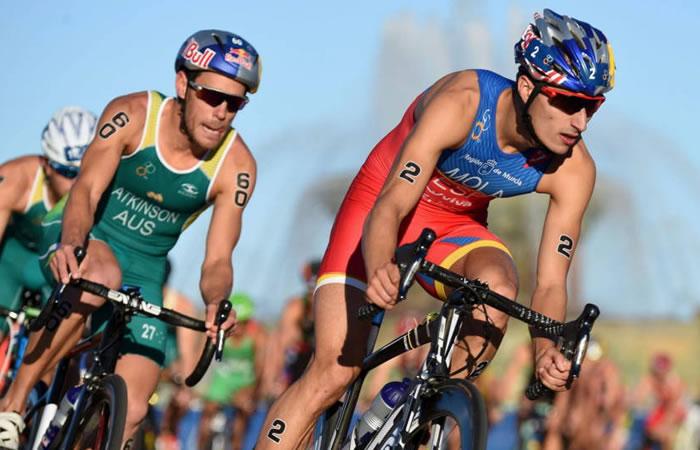 Triatlón: Horario de las competencias en Río 2016