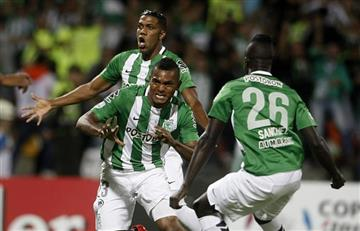 Atlético Nacional se coronó campeón de la Copa Libertadores