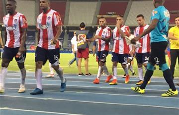 Caída de Junior y empate de Millonarios en la Copa Colombia