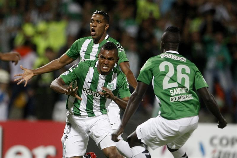 FOTOS: Reviva los mejores momentos del triunfo de Atlético Nacional