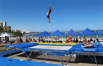 Gimnasia en trampolín: Horario de las competencias en Río 2016