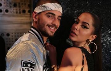 "Maluma y la brasilera Anitta lanzan ""Sí o No"""