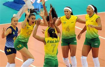 Voleibol femenino: horario de los partidos en Río 2016