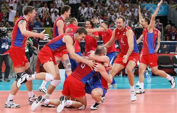 Voleibol masculino: horarios de los partidos en Río 2016