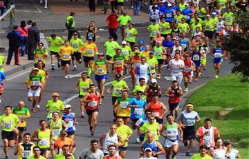 Conozca los cierres y desvíos por la Media Maratón de Bogotá