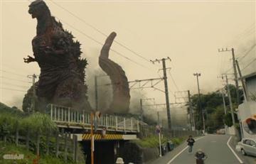 El nuevo Godzilla llega a los cines nipones de la mano de Hideaki Anno