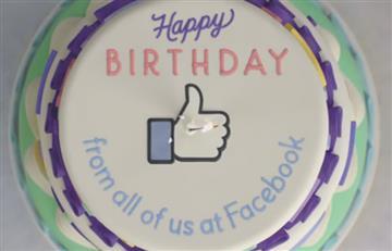 Facebook: Esto te dará de regalo en tu cumpleaños