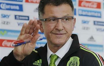 Juegos Olímpicos: Juan Carlos Osorio acompañará a la Selección México