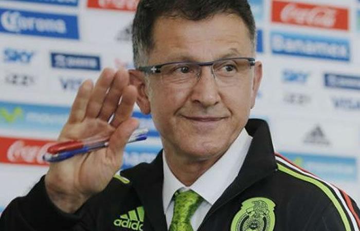 Juan Carlos Osorio: Foto: Archivo. Foto: EFE