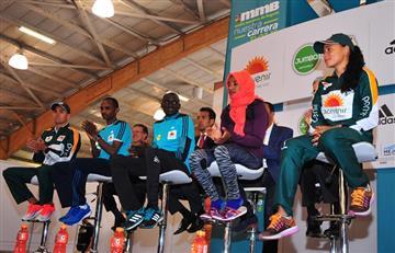 Media Maratón de Bogotá: Se presentaron las figuras mundiales